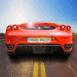 Zoom arri�re Ferrari F430