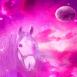 Cheval fantasy rose