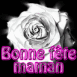 """Bonne f�te maman"" rose n�on"