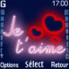 "N�on ""Je t'aime"""