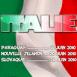 Italie: Calendrier Coupe du monde 2010