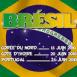 Brésil: Calendrier Coupe du monde 2010