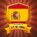 Foot: Espagne en quart de finale!