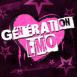 """Coeur """"Génération EMO"""""""