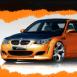 BMW Série 5 tunée
