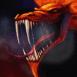 Dragon aux dents acérées