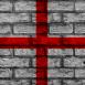 Mur aux couleurs de l'Angleterre