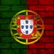 Mur aux couleurs du Portugal