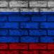 Mur aux couleurs de la Russie