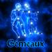 Zodiaque Cosmos Gémeaux