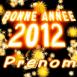 """""""Bonne année 2012"""""""