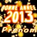 """""""Bonne année 2013"""""""