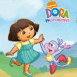 Dora l'exploratrice: Dora joue avec babouche