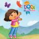 Dora l'exploratrice: Elle joue aves des papillons