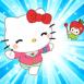 Hello Kitty: Elle court vers le bonheur!