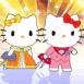 Hello Kitty et Mimmy