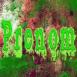 Mur radioactif vert