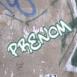 Tag sur un mur