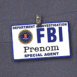 FBI, carte d'identité