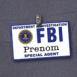 FBI, carte d'identit�