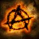Anarchie en feu