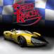 La voiture de racer X