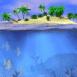 Ile paradisiaque