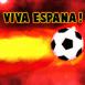 """Espagne: """"Viva Espana!"""" et ballon"""