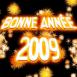 """""""Bonne année 2009"""""""