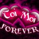 """""""Toi Moi"""" fluo rose"""
