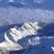 Alpes, vue du ciel 3