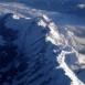 Montagnes, vue du ciel 7