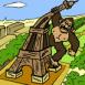 Gorille tordant la Tour Eiffel