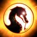 Dragon ying yang éclatant