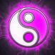 Ying Yang néon