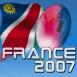 Ballon de rugby France 2007: Namibie