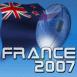 Ballon de rugby France 2007: Nouvelle Zélande