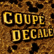 """Coupé Décalé"" en or massif"