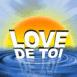 """Soleil couchant """"love de toi"""""""
