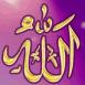 """""""Allah"""" en arabe"""