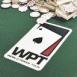 """Cartes, jetons et billets """"WPT"""""""