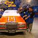 Pimp My Ride: L'équipe autour d'une Cadillac orange tunée