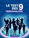 Le test des 9 personnalités