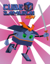 Cube samurai RUN!