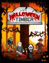 Halloween timber