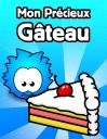 Mon précieux gâteau