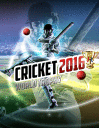 Cricket world trophy 2016