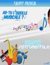 Talent musical 2 en 1