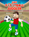 Euro football juggler