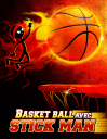 Basketball avec Stickman